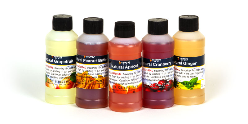 Brewer's Best 4 oz. Natural Flavorings