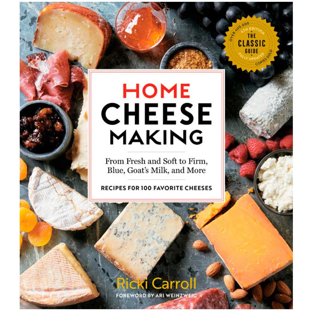 Home Cheese Making - 4th Edition