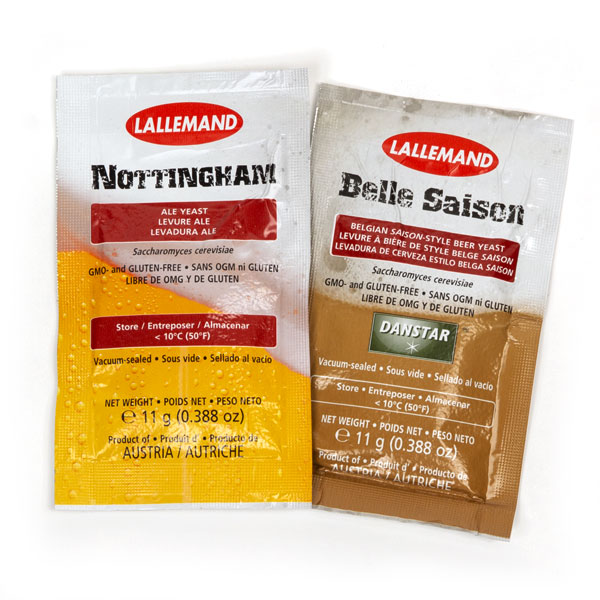 Lallemand Dry Brewing Yeast